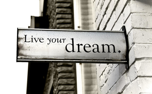Stop Waiting Live Your Dream